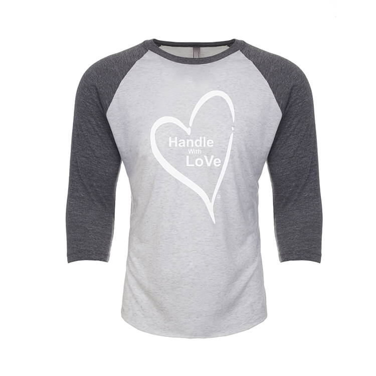 Raglan Shirt With Large Logo
